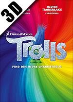 Trolls - 3D - DK tale