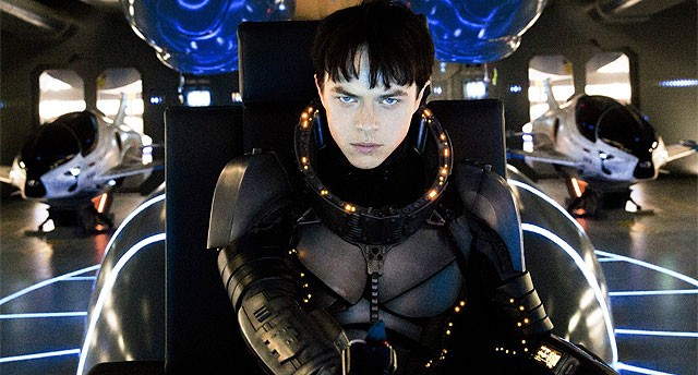Valerian and the City of a Thousand Planets - 2D