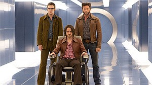 X-Men: Days of Future Past - 2D