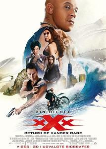 xXx: Return of Xander Cage - 2D